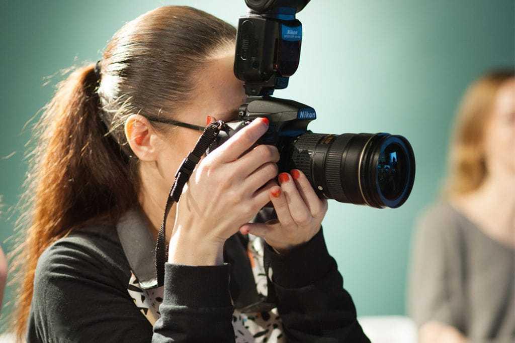 Фото процесс