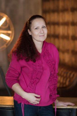Анна Калиничева