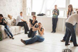основы фотосъемки детей практика